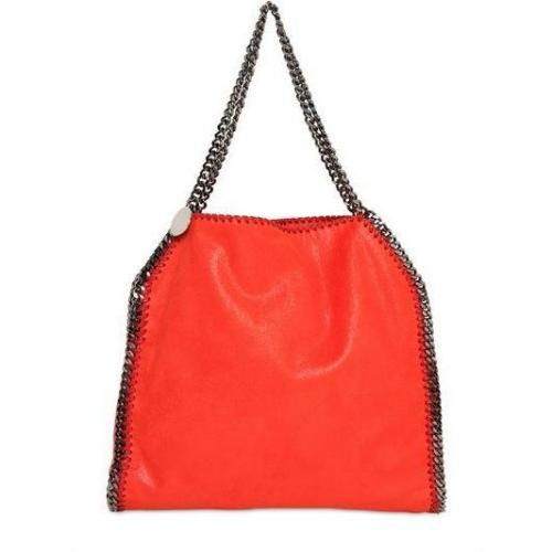 Stella McCartney - Medium Falabella Shaggy Faux Hirsch Tasche