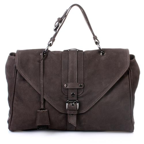 Strenesse Briefcase Tote Grey