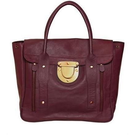 Su-Shi - Filippa Weiche Leder Handtasche