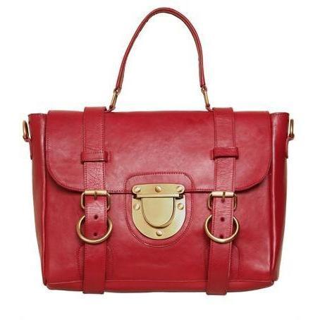 Su-Shi - The Mini Leder Handtasche