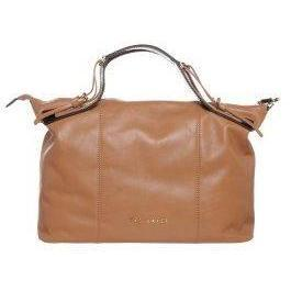 Ted Baker ALUM TED LETTERS Handtasche tan