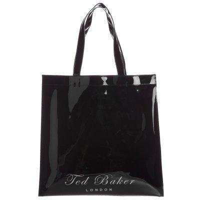 Ted Baker BELECON BOW Shopping Bag schwarz