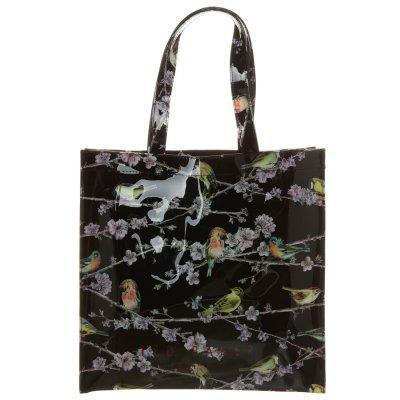 Ted Baker BIRDCON BIRDIE Shopping Bag schwarz