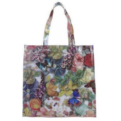 Ted Baker BUDCON DECOUPAGE Shopping Bag assorted