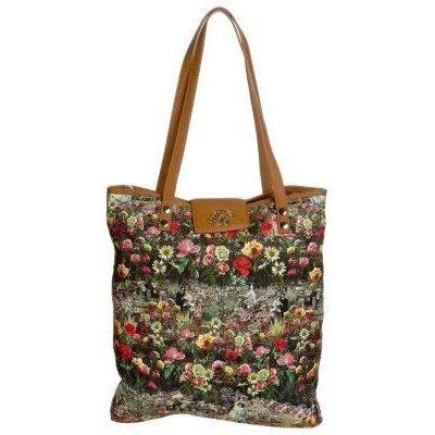 Ted Baker CANVAS GARDEN Shopping bag grün