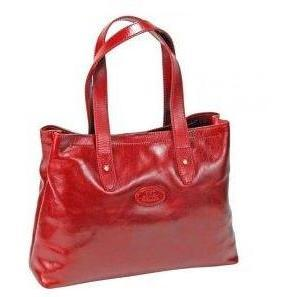 The Bridge SFODERATA LUXE DONNA Handtasche rot