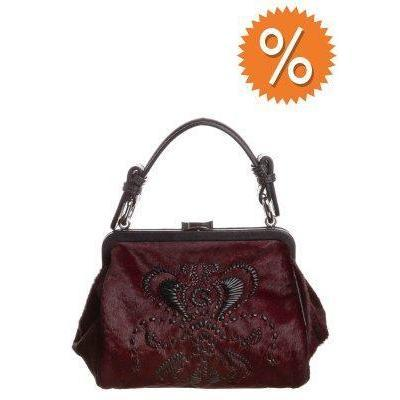 TO BE G by Gucci Handtasche claret / schwarz