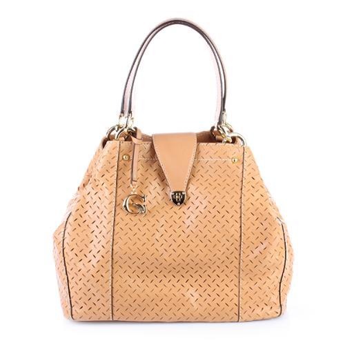 To Be G Filodar Delano Calf Leather Bag