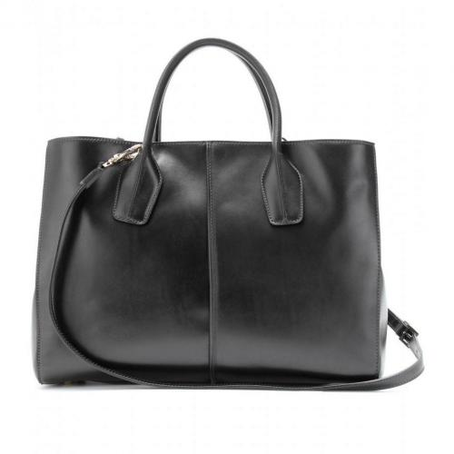 Tod's D Styling Medium Ledershopper