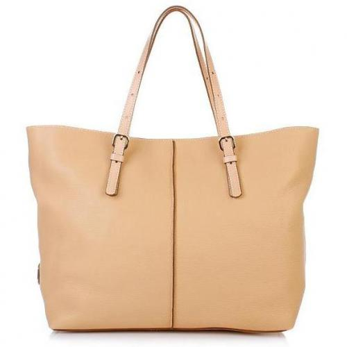 Tod's Tag Shopping Grande Beige