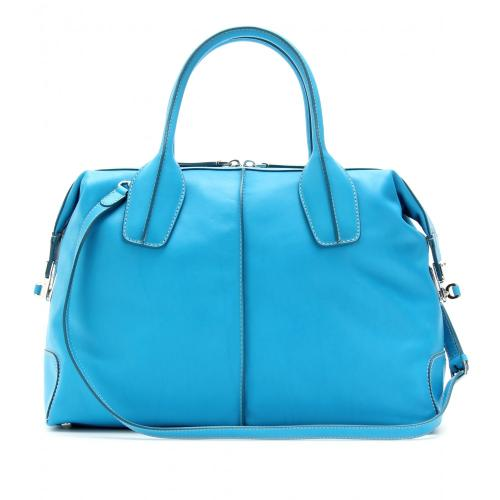 Tod's D-Styling Bauletto Blau