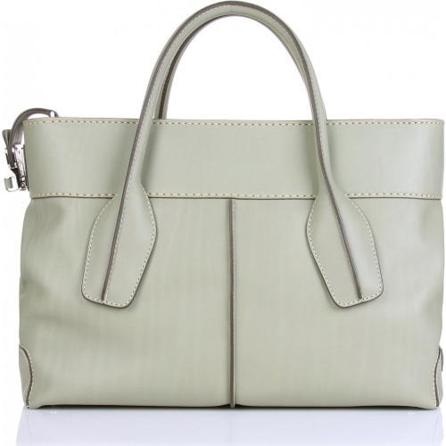 Tod's D-Styling Bag Tasche Grün-Grau