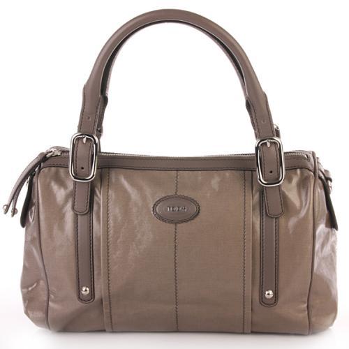 Tod's G-Line Easy Duffle Bag Braun