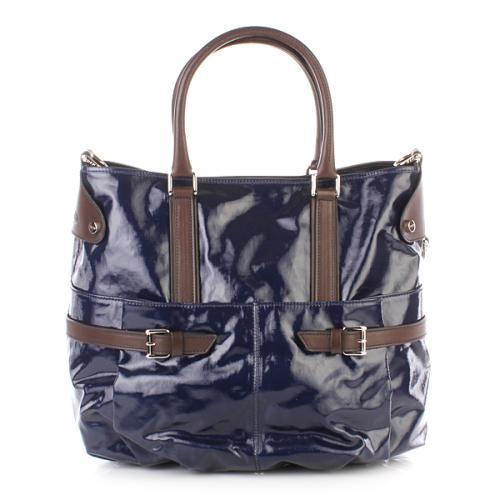 Tod's Tasche J-Bucket Hobo Large Blau