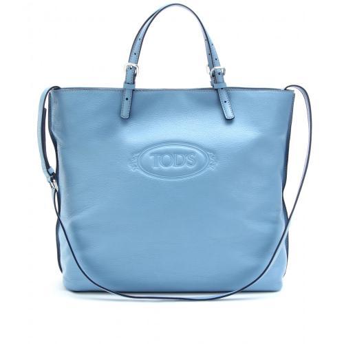 Tod's Shopper Blau