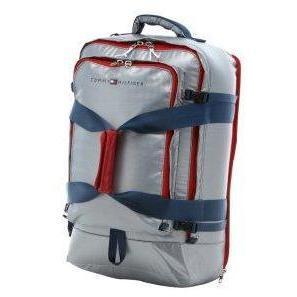 Tommy Hilfiger CRUISE SOFT Reisetasche silber