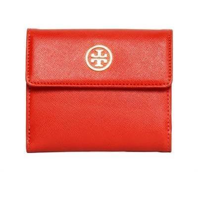 Tory Burch - Saffiano Leder Kleine Brieftasche