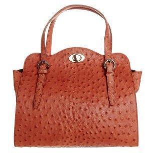 Tosca Blu CREME Handtasche orange/brown
