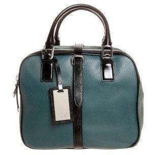 Tosca Blu Handtasche verde/nero