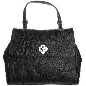 Tosca Blu MILLEFOGLIE Handtasche schwarz