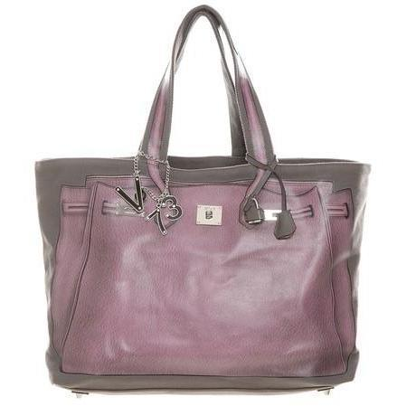 V73 Shopper Lady Italia taupe-grey