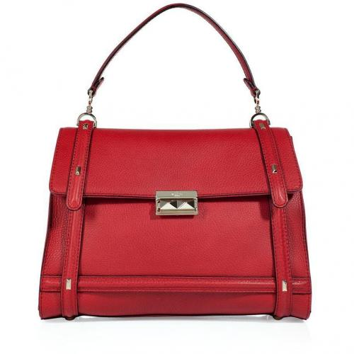 Valentino Tomato Rock Stud Bag