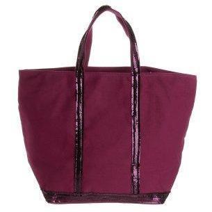 Vanessa Bruno Athé CABAS Shopping bag framboise