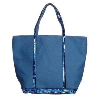 Vanessa Bruno Athé Shopping bag blau