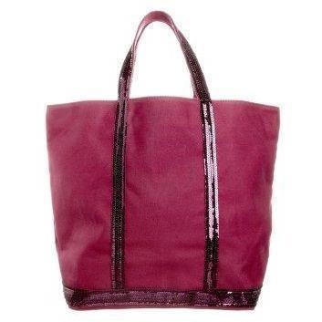 Vanessa Bruno Athé Shopping bag framboise