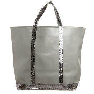 Vanessa Bruno Athé Shopping bag gris fume