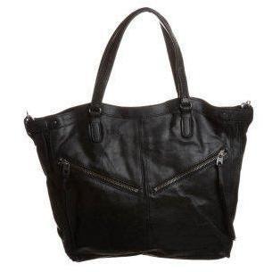 Vanessa Bruno Athé Shopping Bag noir