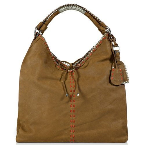 Vanessa Bruno Tabac Big Tote Bag