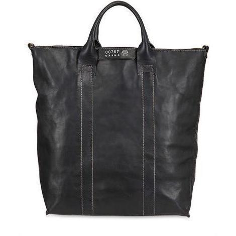 W8 Objects - Gewachste Pflanzliche Leder Tasche