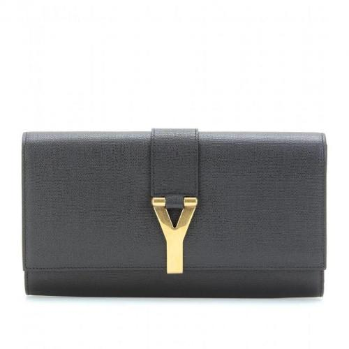 Yves Saint Laurent Chyc Lederclutch