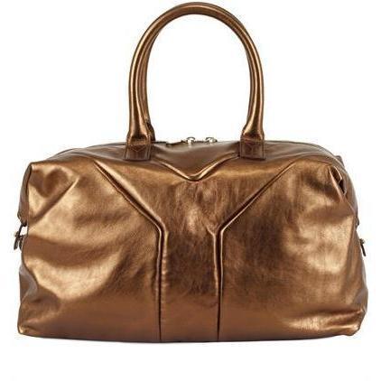 Yves Saint-Laurent - Handtasche Metallik Easy Mittlere