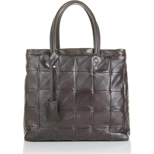 Yves Saint Laurent Sac New Rive Gauche Braun/Beige