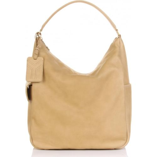 Yves Saint Laurent Borsa Multy Neri Tasche Beige