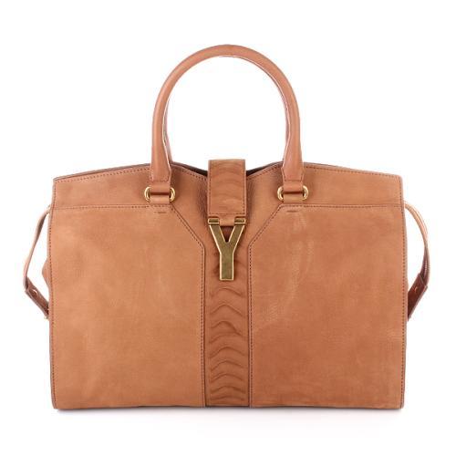 Yves Saint Laurent Cuir Chevre Handtasche
