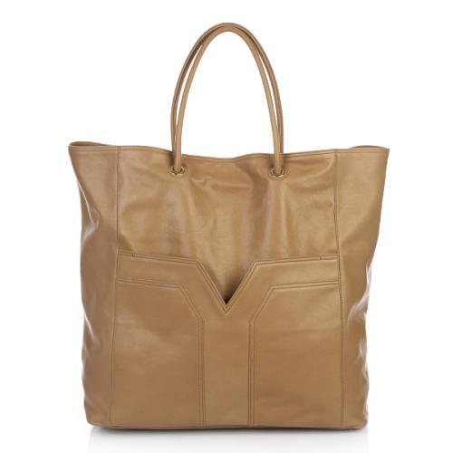 Yves Saint Laurent Tasche Sac Chyc Lucky Beige