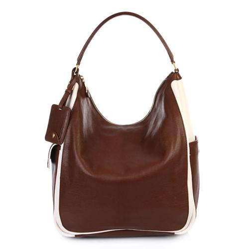 Yves Saint Laurent Sac Multy Marron