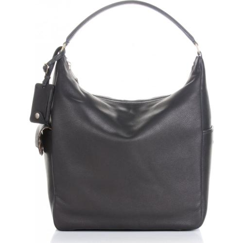 Yves Saint Laurent Borsa Multy Neri Ledertasche Schwarz
